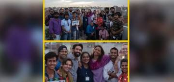 Deepika's much awaited film Chhapaak completes first schedule, director Meghna Gulzar posts pics