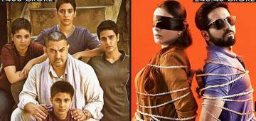 Aamir starrer Dangal to Ayushman's AndhaDhun: 5 Bollywood movies that rake in big moolah in China