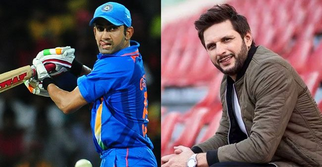 Started in 2007 it's going on, Shahid Afridi and Gautam Gambhir rivalry take a big turn around