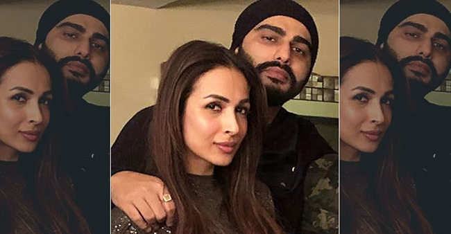 Malaika Puts On A 'Tee' With 'Love' Scribbled On It; This Showcases Love For Arjun