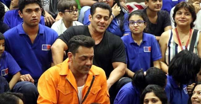 Megastar Salman Khan team up with Bobby Deol for Every Single Breath, an upcoming Bollywood movie