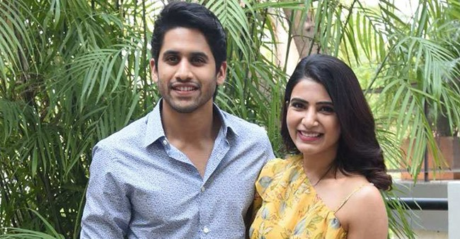 Photos of Samantha Akkineni and Naga Chaitanya from a romantic lunch will surely win your hearts