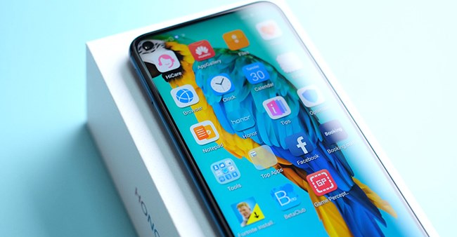 Honor 20 Pro is all set to come with an amazing camera hole in the screen