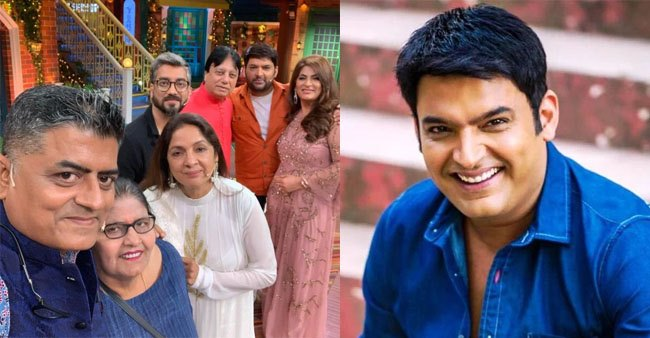 The Kapil Sharma show witnessed outrageous amount of comedy
