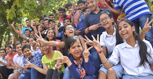 CBSE declares class 10th results, 13 students scores 499 marks out of 500