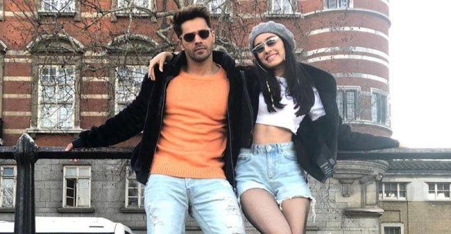 Varun Dhawan and Shraddha Kapoor heading to Dubai for the shooting of street dancer 3D