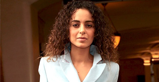 Kangana Ranaut to flaunt 'Falguni and Shane Peacock' saree on the red-carpet of the Cannes Film Festival