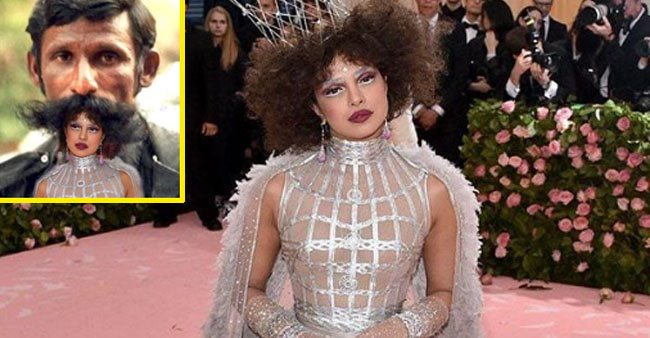 Amazingly funny memes made on Priyanka Chopra's Gala 2019 outfit is