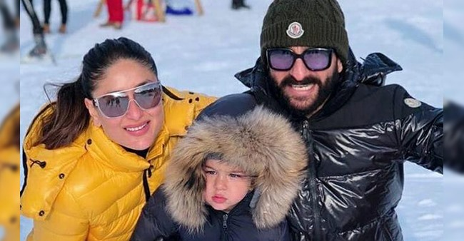 Caring mom Kareena discloses the first thing she asked her physicians after Taimur's birth