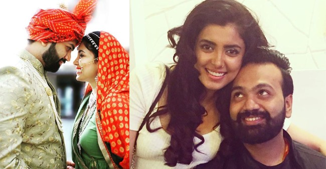 Actress Richa Sony got condemned for marrying in other religion, she abandons haters