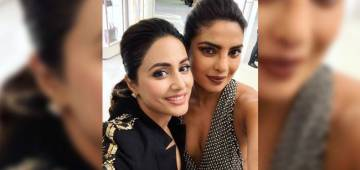 Cannes 2019: TV actress Hina Khan Write A Special Post For PeeCee