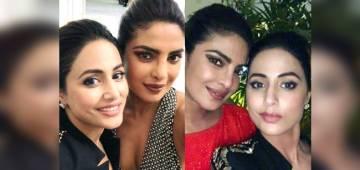 Cannes Red Carpet: Priyanka Chopra's Reply to Hina Khan's Lengthy 'Emotional' Post