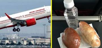 Passenger on a Ramadan Fast Asks for Water, Hostess Returns with a Plate Full of Food