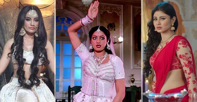Mouni Roy, Reena Roy and Others Bollywood Divas Impressed