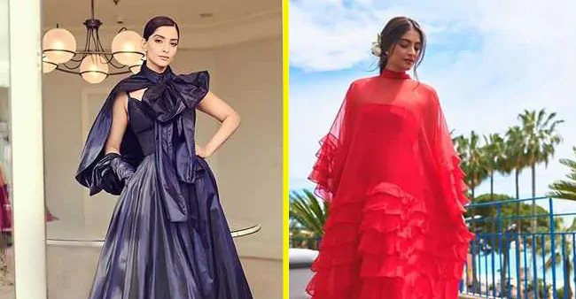 Pictures of Sonam Kapoor's Looks At Cannes Film Festival Will Make You Adore Her Even More