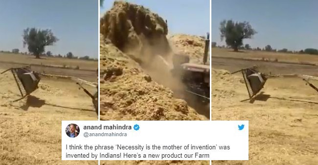 Anand Mahindra says no one can match Indians at 'jugaad'; tweets hilarious video