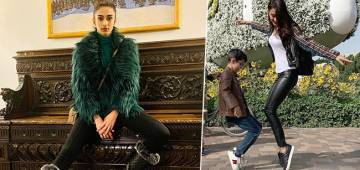Erica Fernandes' Pictures from Her Fun-Filled Trip Will Give you Fantastic Travel Goals