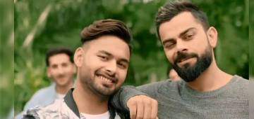 Virat Kohli and Rishabh Pant Jointly Promotes an Ad of Men's Face wash, Twitterati Mocks the Duo