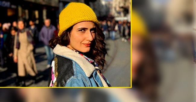 Fatima Sana Shaikh Hits Back At A person, Tried To Teach Her About Fashion And Cover Her Body