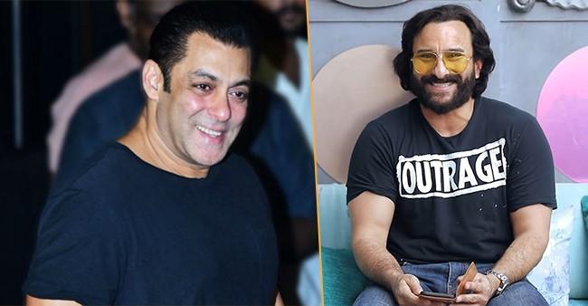 Saif Ali Khan Spills the Beans about his Push-Ups alongside Salman Khan on Flight
