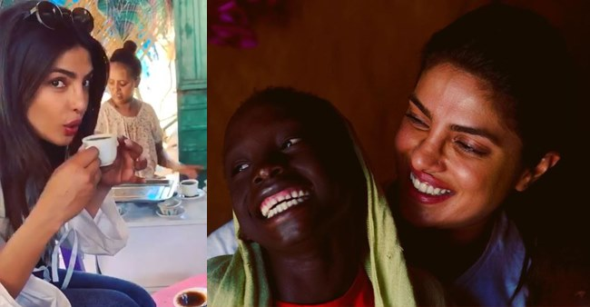 Priyanka Chopra's Pictures With Kids From Ethiopia Will Make You Proud Of The Actress