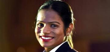 Indian player Dutee Chand has taken up the bold step; read her story