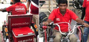 Zomato founder Deepak Goyal is winning hearts, shows Kindness still prevails in our society.