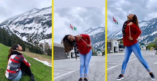 Hina Khan's Swiss vacation is all about fun, love, enjoyment and laughter