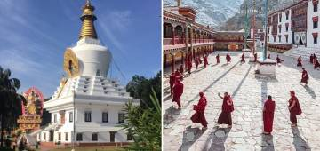 Wonderful Monasteries in India – Must Visit Places in your Next Trip