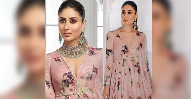 Kareena Kapoor Khan Looks Jaw Dropping in Ethnic Outfits and Dazzling Jewels