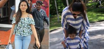 Shahid Kapoor and Mira Rajput's Vacation Pictures from Thailand with their Adorable Kids Misha and Zain