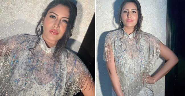 Surbhi Chandna from Ishqbaaaz taking everybody's attention by her latest photo