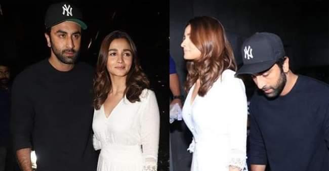 Ranbir Kapoor and Alia Bhatt's Look At De De Pyar De's Screening Will Make You Go Wow