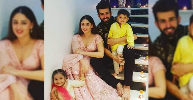 Jay Bhanushali and Mahhi Vij are the entry in 'soon to be parents' list