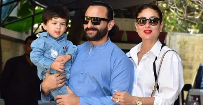 Saif Ali Khan Is Not Interested In Making His Son A Bollywood Actor But Has Other Plans