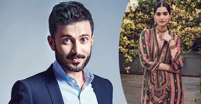 Anand Ahuja is also stunned after seeing boho look of his wife Sonam Kapoor