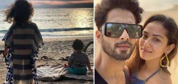 Shahid, Mira Rajput's latest pics with kids from their Thailand vacation are too adorable
