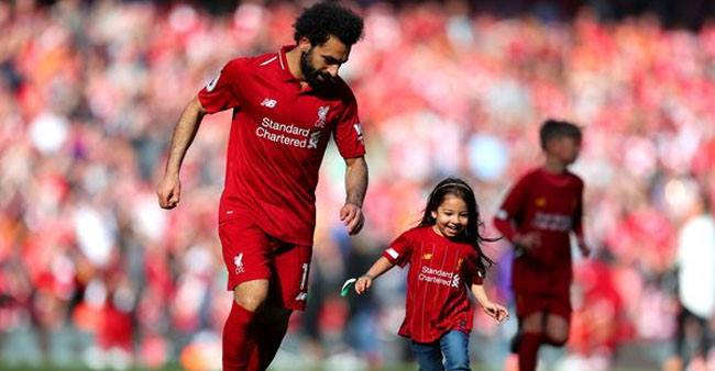 A Man Tried To Teach Liverpool Player Salah To Dress His Daughter Appropriately