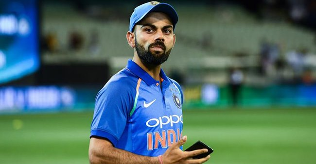 Penalty Of Rs. 500 Imposed On Virat Kohli For Using Drinking Water To Wash His Car