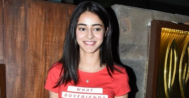 Chunky's daughter, Ananya Panday was denied to enter a posh club in City of Dreams