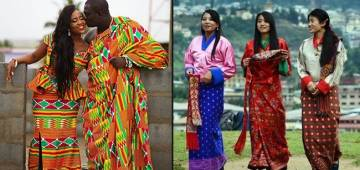 Some Unusual and weird dresses around the world that will make you crazy