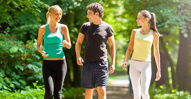 For Mental being Go for a walk, Even science proves walking everyday improves your brain functioning.