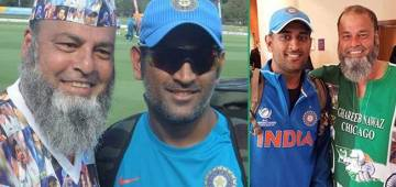 MS Dhoni To Buy Indo-Pak Match Ticket For A Karachi Born Fan