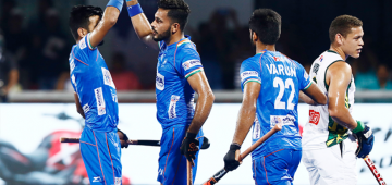Double Proud Moment: India Win FIH Series Finals Gold With 5-1 against of South Africa