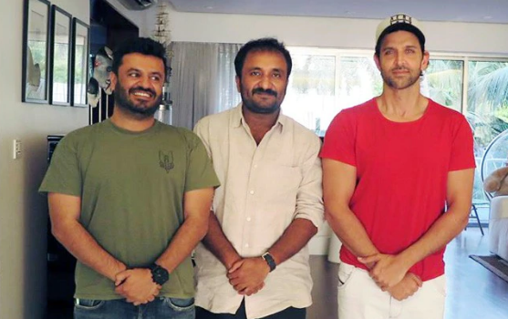 Anand Kumar Extends His Support For Hrithik Roshan Says He