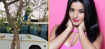 Nazar fame Monalisa aka Mohana shares a fearless video of herself from the show