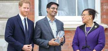 Must Read: Indian engineer wins Innovation award in UK for his low-cost neonatal breathing device