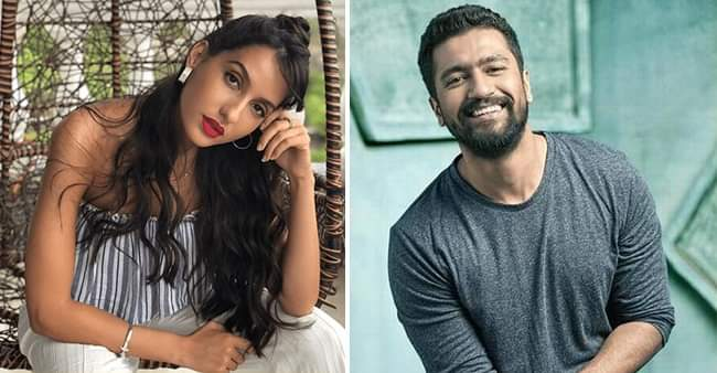 Image result for vicky kaushal nora fatehi