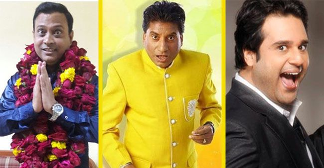 Get ready to witness the most gossiped comedy show by popular artists at Laughing Colours