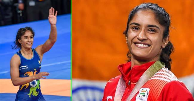 Vinesh Phogat changes gear to 53kg category, says it takes time to adjust with new things